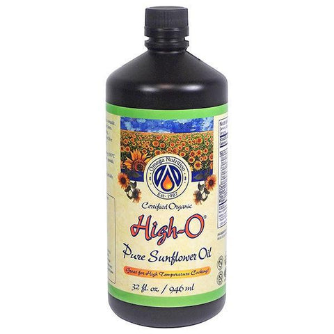 Sunflower Hi-Oleic Organic - Omega Nutrition Inc