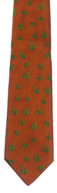 Brown green hemp