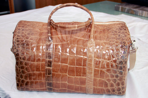 Nile Crocodile Bag