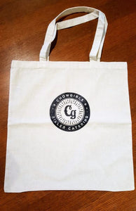 Chowgirls Cotton Tote Bag