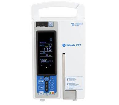 INfusia VP7 Volumetric Infusion Pump