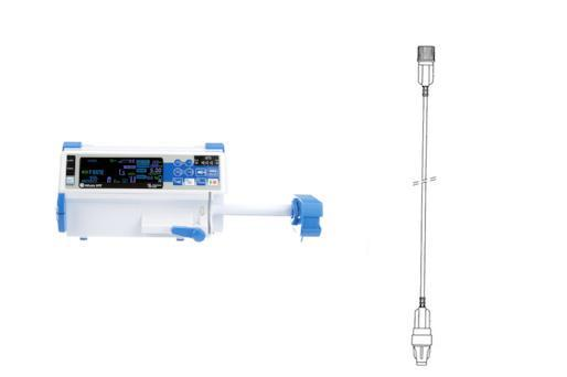 INfusia SP7 Syringe Infusion Pump and INfusia SP Vet Line Extension Sets with 2-Year Warranty