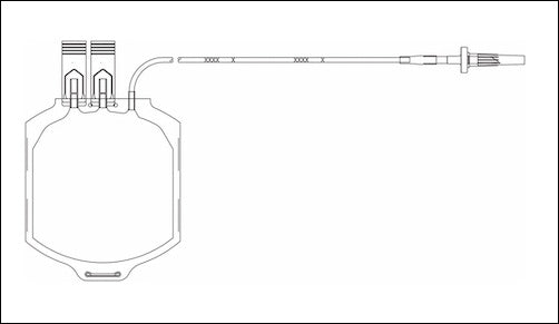Transfer-Pack Container with Coupler (300 mL)