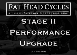 Milwaukee-Eight Harley-Davidson® Stage II Performance Upgrade at Fat Head Cycles