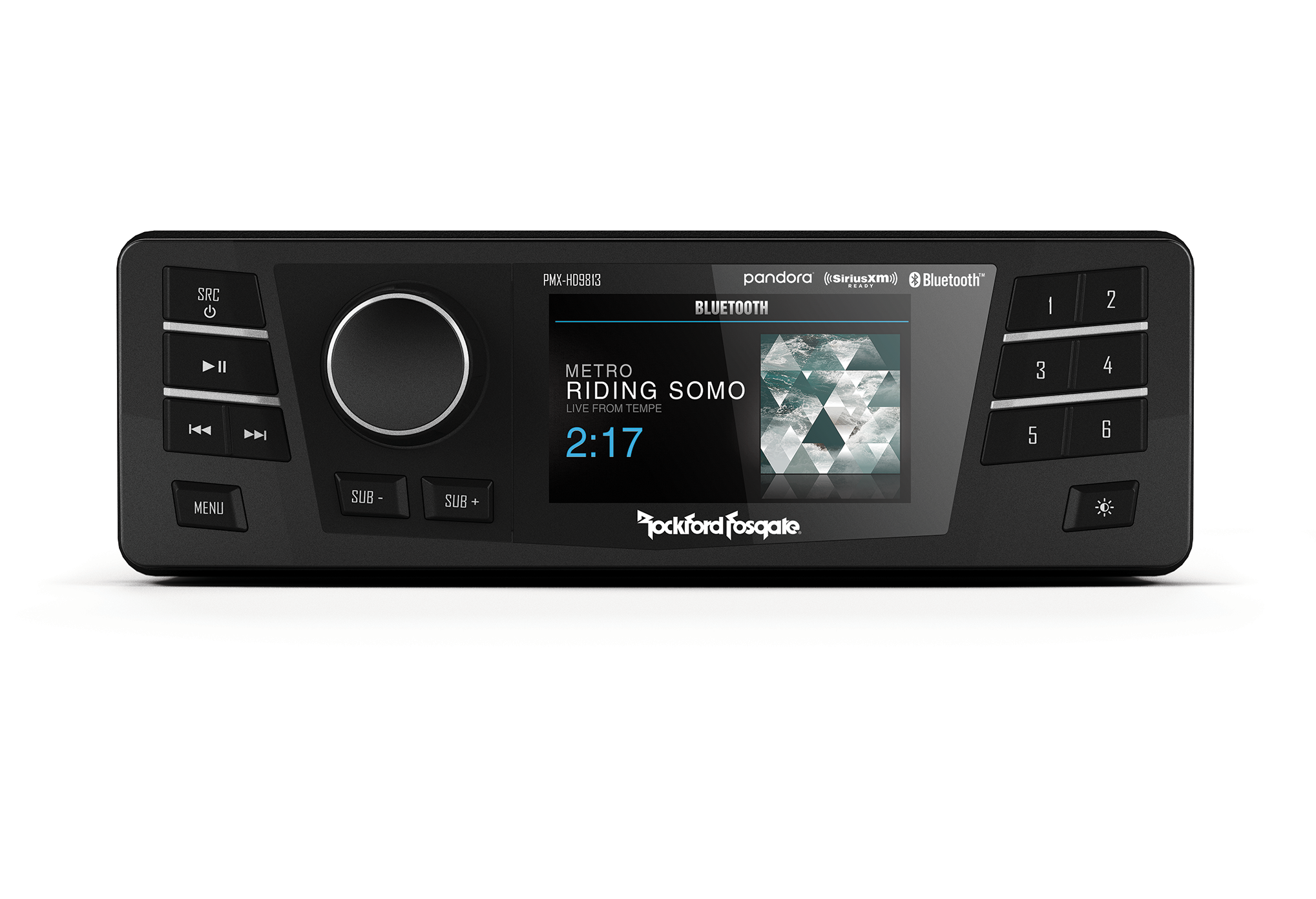Is the New Rockford Fosgate Digital Media Receiver Worthy of Your Harley-Davidson?