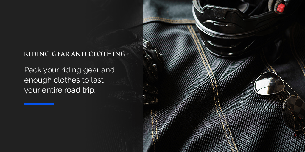Riding Gear and Clothing