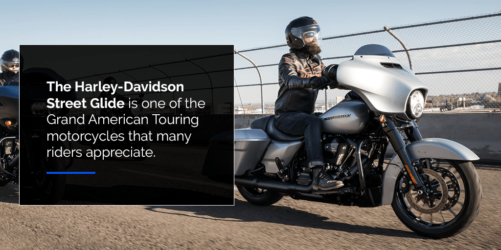 What Is a Harley-Davidson Street Glide?