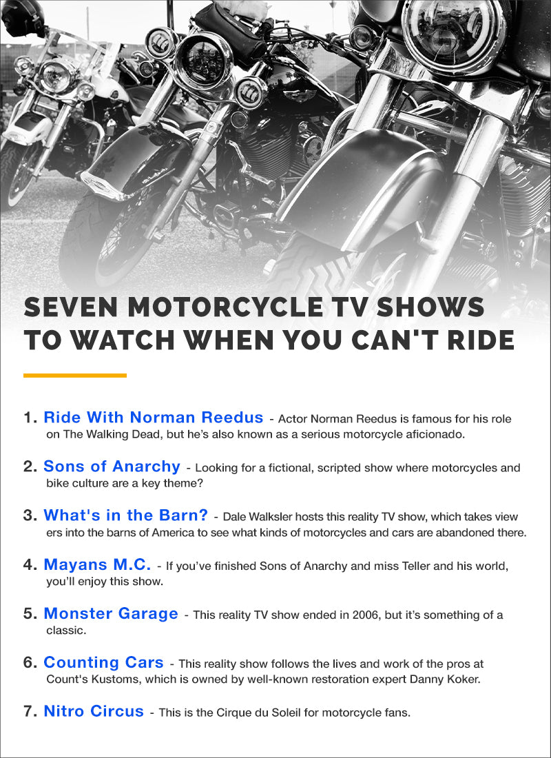 7 motorcycle TV shows to watch [list]