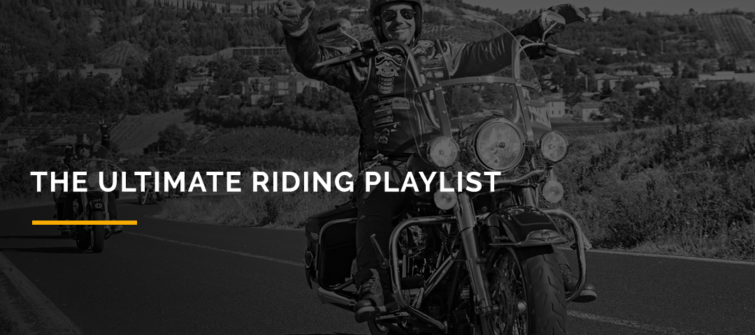The Ultimate Riding Playlist