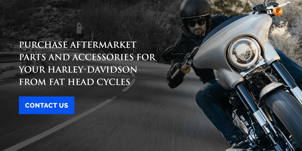 Purchase Aftermarket Parts and Accessories for Your Harley-Davidson From Fat Head Cycles