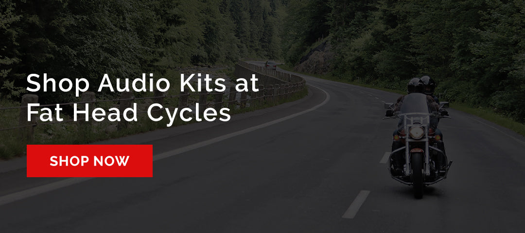 Shop Audio Kits at Fat Head Cycles