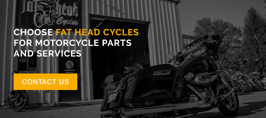 Choose Fat Head Cycles for Motorcycle Parts and Services