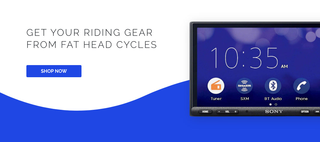Get Your Riding Gear From Fat Head Cycles