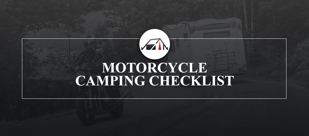 Motorcycle Camping Checklist