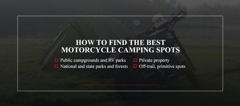 How to Find the Best Camping Spots