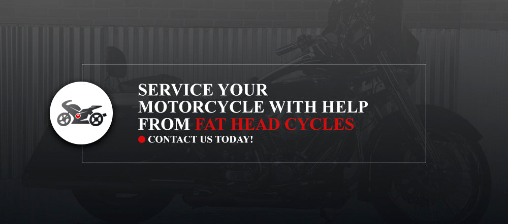 Service Your Motorcycle with Help from Fat Head Cycles