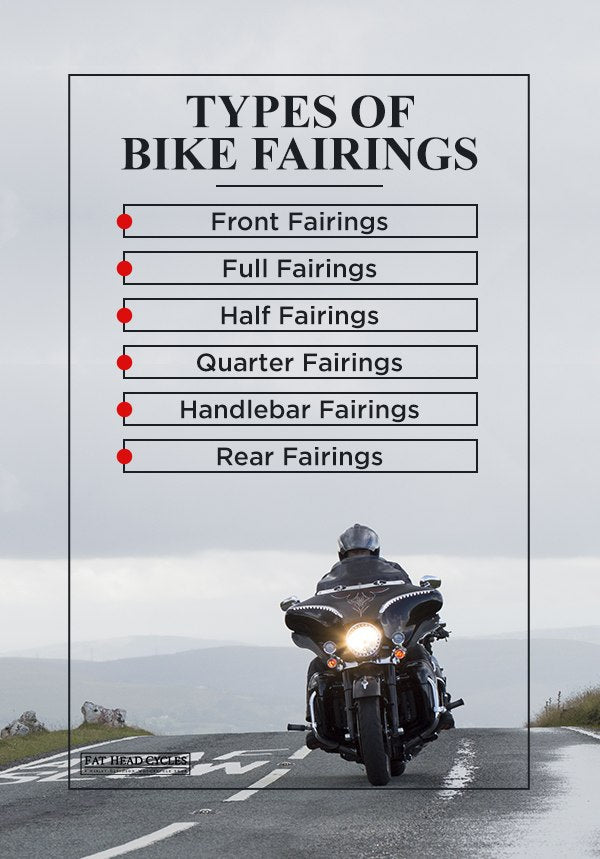 Types of Bike Fairings [list]