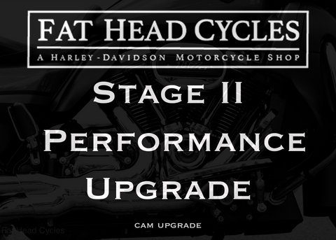 Harley-Davidson Stage II Upgrades at Fat Head Cycles
