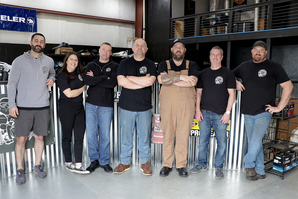 The Fat Head Cycles Team