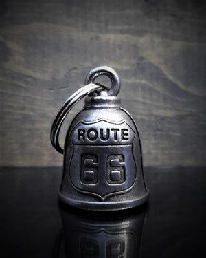 Daniel Smart Manufacturing Bravo Bells BB-32 Route 66 Bell