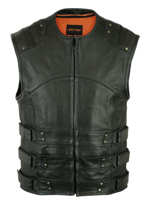 Daniel Smart Manufacturing Close Outs DS008 Men's Updated SWAT Team Style Vest