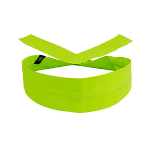 Daniel Smart Manufacturing Head/Neck/Sleeve Gear DC142L Cooldanna® Cotton, High-Visibility Lime