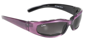 Daniel Smart Manufacturing New Arrivals 43023 Rally Wrap Padded Blk Frame/Purple Pearl/Gry Fade
