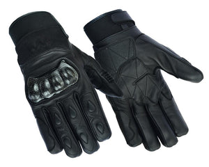 Daniel Smart Manufacturing New Arrivals DS2492 Leather/Textile Performance Glove