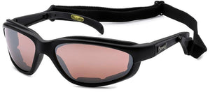 Daniel Smart Manufacturing Sunglasses 8CP904-MIX Choppers Foam Padded Sunglasses - Assorted - Sold by the D