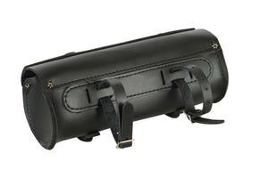 Daniel Smart Manufacturing Tool Bags DS4001 Premium Large Leather Round Tool Bag