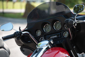 1999-2013 Harley-Davidson Street/Electra Glide - Premium Sony DSX-M80 High-Power Plug & Play Fairing Speaker Bundle