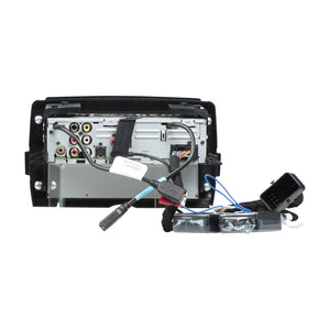 DAS Companies Harley-Davidson Custom Audio Open Box: Sony XAV-AX7000 Plug & Play Bundle w/ Metra 95-9700 Dash Kit | '14 - '20
