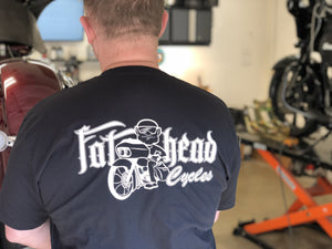Fat Head Cycles Fat Head Cycles Apparel Fat Head Cycles T-shirt