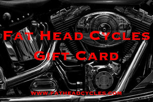 Fat Head Cycles Gift Card $100.00 USD The $100 Fat Head Cycles Gift Card