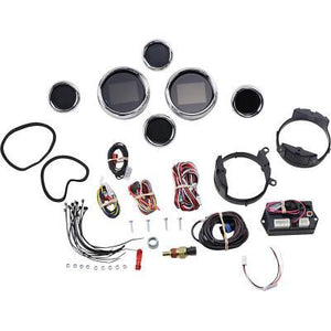 Fat Head Cycles Harley-Davidson Accessories Dakota Digital Gauge Set for Harley-Davidson® Touring | 1996-2003