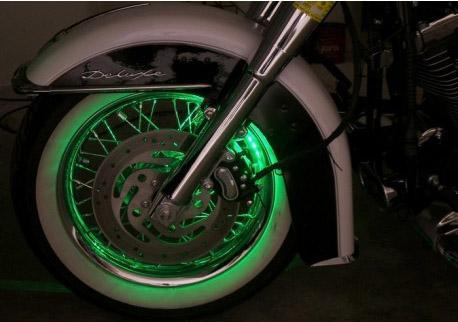 Fat Head Cycles Harley-Davidson Accessories Harley-Davidson® Fusion LED 21 Front Rim Kit