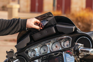 Fat Head Cycles Harley-Davidson Accessories Kuryakyn Batwing Fairing Pouch | '14-'19 Touring & Trike