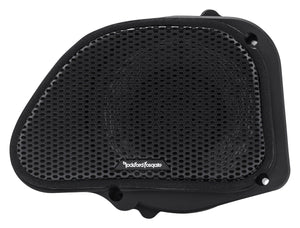 Fat Head Cycles Harley-Davidson Audio Bundles 1999-2013 Harley-Davidson Road Glide Audio Bundle - Sony MEX-M72BT H-D Plug and Play & Rockford Fosgate Fairing Speaker Bundle w/ Sirius/XM Tuner