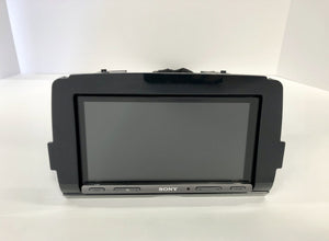 Fat Head Cycles Harley-Davidson Custom Audio Open Box: Sony XAV-AX5000 Plug & Play Bundle w/ Metra 95-9700 Dash Kit | '14 - '20