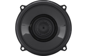"Fat Head Cycles Harley-Davidson Custom Audio Rockford Fosgate 5.25"" Full Range Tour Pak Speakers 