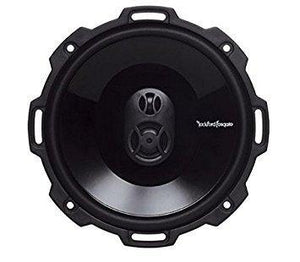 "Fat Head Cycles Harley-Davidson Custom Audio Rockford Fosgate 6.75"" 3-Way Full Range Speakers 