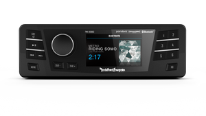 Fat Head Cycles Harley-Davidson Custom Audio Rockford Fosgate Digital Media Receiver | '98-'13 Harley-Davidson®