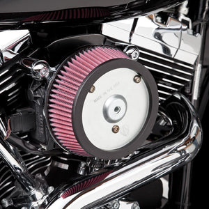 Fat Head Cycles Harley-Davidson Engine Parts Arlen Ness Big Sucker™ Air Cleaner Stage I Kit  | '08-'16 Twin Cam