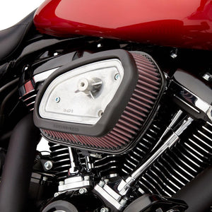 Fat Head Cycles Harley-Davidson Engine Parts Arlen Ness Big Sucker™ Air Cleaner Stage I Kit  | '17-'19 Milwaukee-Eight