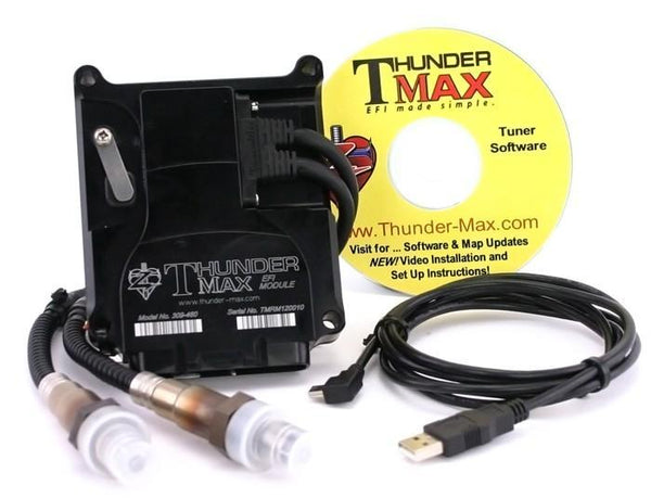 Fat Head Cycles Harley-Davidson Engine Parts ThunderMax® With AutoTune For 2002-2007 Touring Models