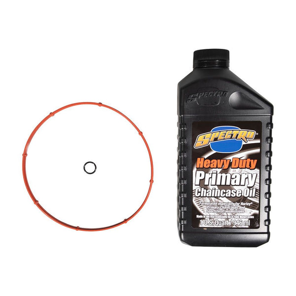 Fat Head Cycles Harley-Davidson Oil Change Kits PRIMARY OIL CHANGE KIT 07-up Harley