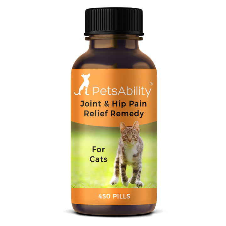 Cat Joint and Arthritis Pain Relief Support