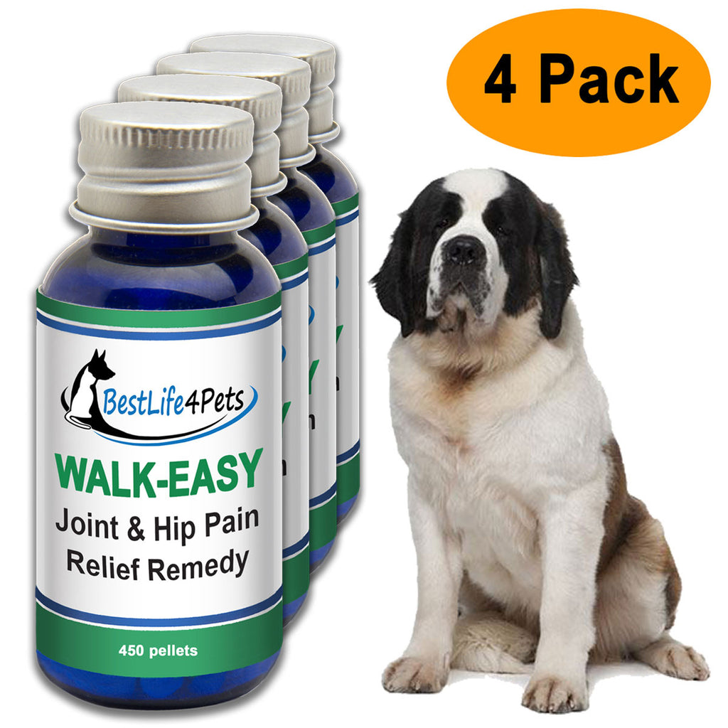WALK-EASY Pet Hip & Joint Pain Relief Supplement