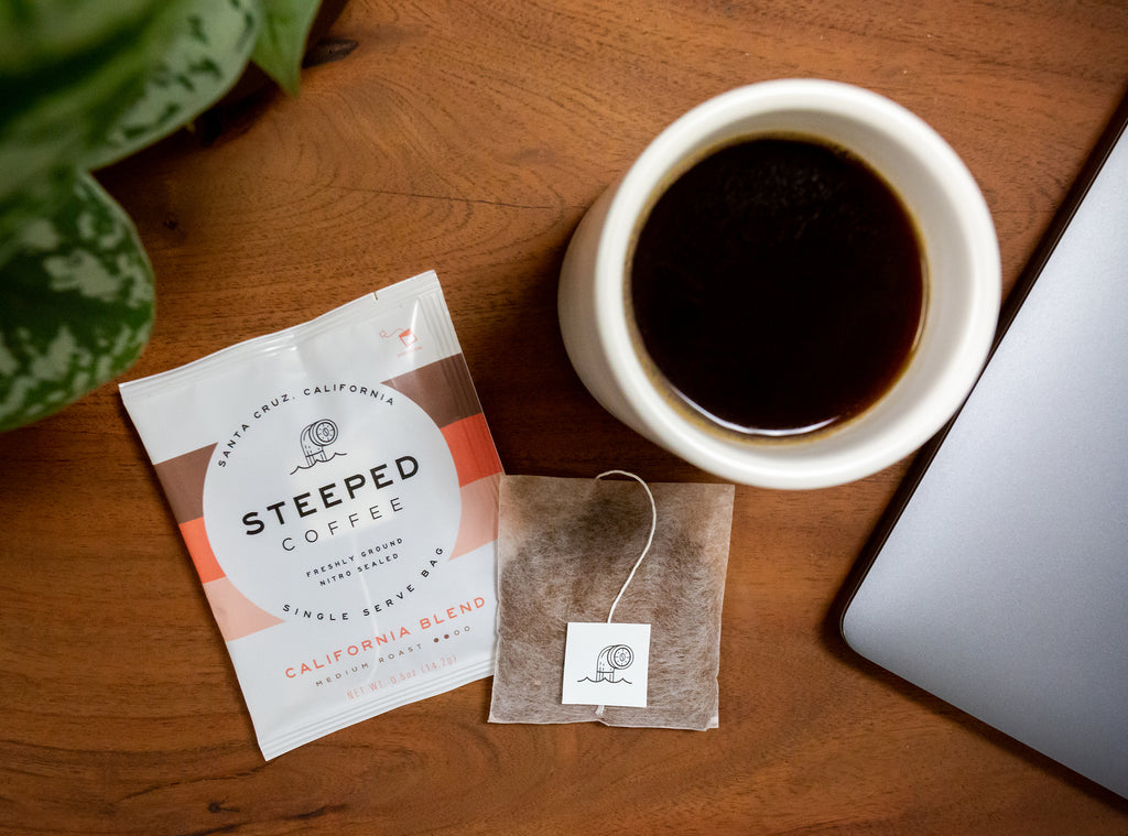 Coffee Expo - Steeped Coffee At Work
