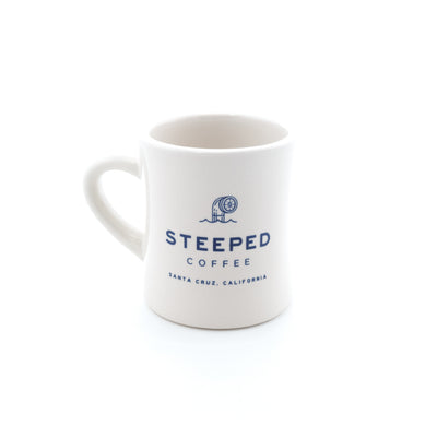 Steeped Coffee Diner Mug